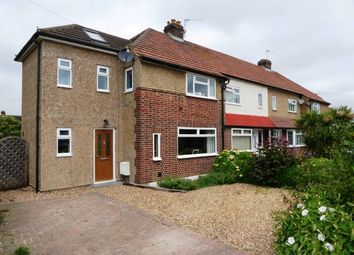 Thumbnail 3 bedroom end terrace house for sale in Wilson Road, Chessington