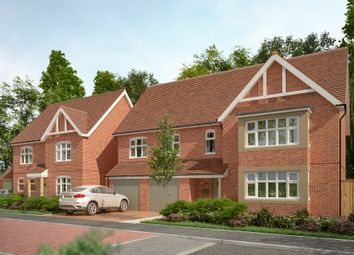 Thumbnail 5 bed detached house for sale in The Primrose, Wildflower Rise, Mansfield