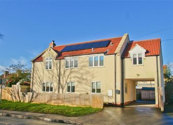 Thumbnail 3 bed detached house for sale in Wells Road, Wookey, Wells, Somerset