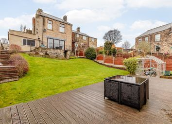 Thumbnail 3 bed detached house for sale in Nab Lane, Mirfield