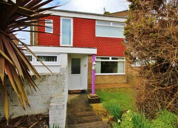 Thumbnail 4 bed terraced house for sale in Erica Close, Eastbourne