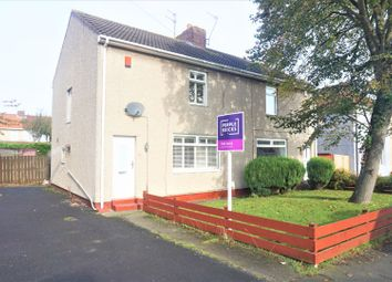 Thumbnail 3 bed semi-detached house for sale in Park Avenue, Newcastle Upon Tyne