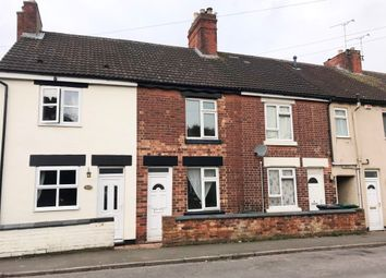 Thumbnail 2 bed terraced house to rent in Oak Street, Church Gresley, Swadlincote