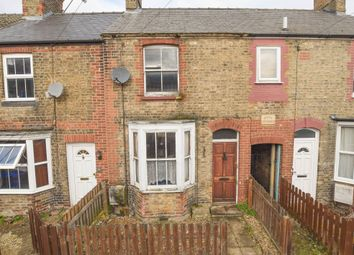 Thumbnail 2 bed terraced house for sale in Field Terrace Road, Newmarket