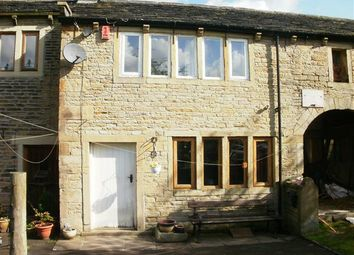 Thumbnail 3 bed cottage to rent in Daisy Green, Upper Clough, Huddersfield