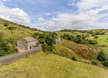 Thumbnail 3 bed detached house for sale in Sheffield Road, Hepworth, Holmfirth
