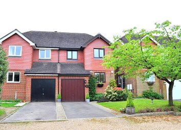 Thumbnail 3 bed semi-detached house for sale in Scotsford Close, Broad Oak, Heathfield