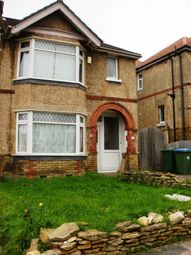 Thumbnail 4 Bedroom Terraced House To Rent In Arnold Road Portswood Southampton