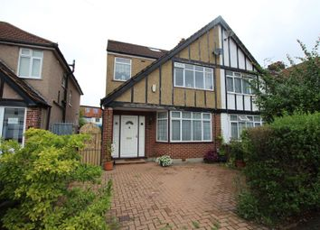 Thumbnail 3 bed end terrace house for sale in Darcy Gardens, Kenton