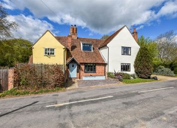 Thumbnail 2 bed cottage for sale in Turkey Cock Lane, Stanway, Colchester, Essex