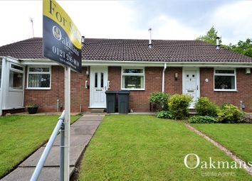 Thumbnail 1 bedroom terraced bungalow for sale in Raddlebarn Farm Drive, Birmingham, West Midlands.
