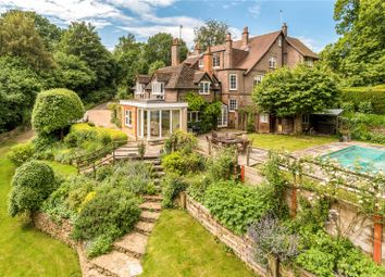 Thumbnail 5 bed semi-detached house for sale in Priorsfield Road, Hurtmore, Godalming, Surrey