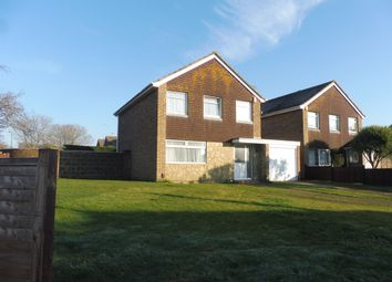 Thumbnail 3 bed detached house for sale in Dankton Gardens, Sompting, Lancing