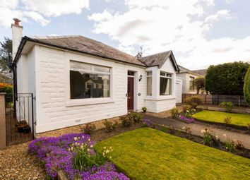 Thumbnail 3 bedroom detached bungalow for sale in 44 Christiemiller Avenue, Edinburgh