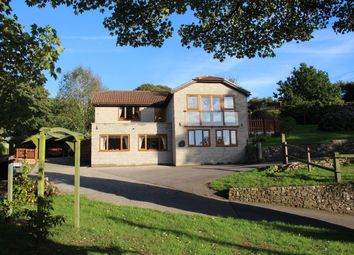 Thumbnail 4 bed detached house for sale in Mendip Road, Stoke St Michael, Radstock