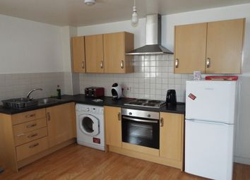 Thumbnail 2 bed flat to rent in North Gunnels, Basildon