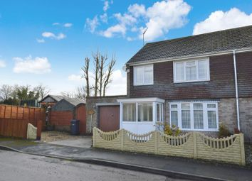 Thumbnail 3 bed semi-detached house for sale in Springfield Road, Mere, Warminster