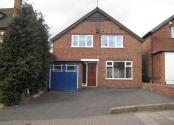 Thumbnail 3 bed detached house for sale in Acfold Road, Handsworth Wood