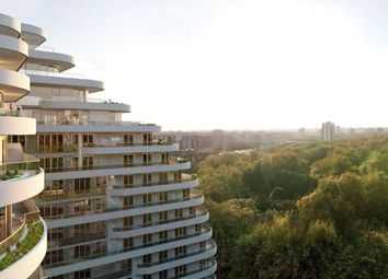 Thumbnail 3 bed flat for sale in Cascade Court, Chelsea Vista, 1 Sopwith Way, London