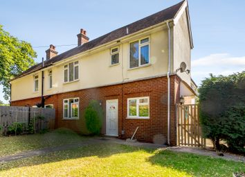 Thumbnail 2 bed semi-detached house for sale in Canterbury Road, Farnborough