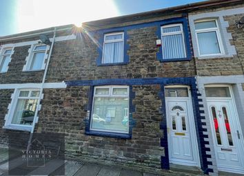 Thumbnail 3 bed terraced house for sale in Canning Street, Cwm