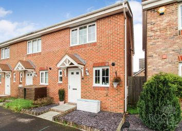 Thumbnail 2 bed end terrace house for sale in Signals Close, Thatcham