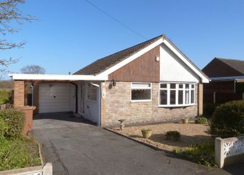 Thumbnail 2 bed detached bungalow for sale in Marton Close, Congleton, Cheshire