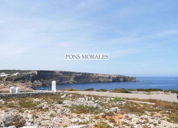 Thumbnail Land for sale in Cala Morell, Cala Morell, Ciutadella