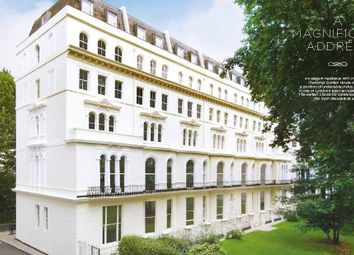 Thumbnail 3 bed flat for sale in Garden House. Kensington Gardens Square, London