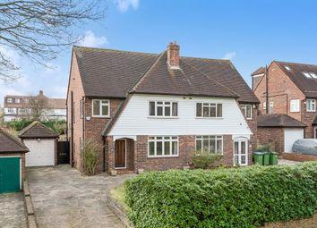 Thumbnail 3 bed semi-detached house for sale in Fairoak Drive, Eltham