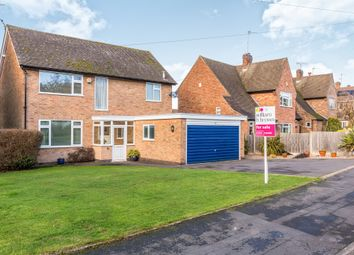 Thumbnail 3 bed detached house for sale in Outwoods Road, Loughborough