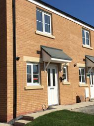 Thumbnail 2 bedroom end terrace house for sale in Maes Y Glo, (Site Name Parc Brynderi), Llanelli