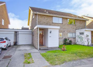 3 bed semi-detached house for sale in School Road, Kelvedon Hatch, Brentwood CM15