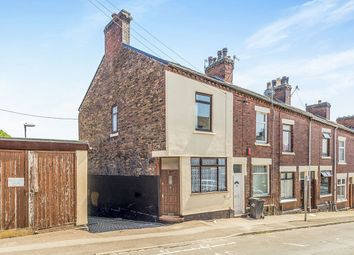 Thumbnail 2 bed terraced house for sale in Mynors Street, Hanley, Stoke-On-Trent