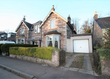 Thumbnail 4 bed semi-detached house for sale in Grange Road, Alloa