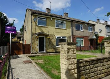 Thumbnail 3 bed semi-detached house for sale in Bideford Mount, Bradford
