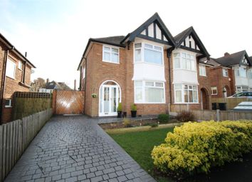 Thumbnail 3 bed semi-detached house for sale in Farm Road, Beeston, Nottingham