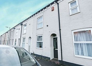 Thumbnail 2 bedroom terraced house for sale in Glasgow Street, Hull