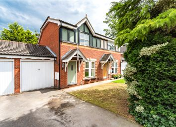 Thumbnail 3 bed semi-detached house for sale in Millfield Gardens, Nether Poppleton, York