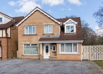 Thumbnail 5 bed detached house for sale in Sundew Glade, Livingston
