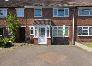 Thumbnail 3 bedroom end terrace house to rent in Queens Way, Tamworth
