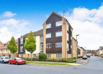 Thumbnail 2 bedroom flat for sale in Warwick Avenue, Broughton, Milton Keynes, Buckinghamshire