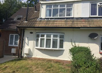Thumbnail 3 bedroom end terrace house to rent in Farm Close, Barnet
