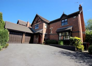 Thumbnail 4 bed detached house for sale in Ravens Wood, Heaton, Bolton
