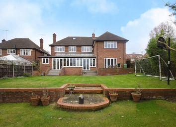 Thumbnail 5 bed property to rent in Davenham Avenue, Northwood
