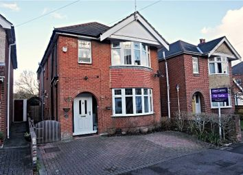 Thumbnail 4 bedroom detached house for sale in Porchester Road, Woolston