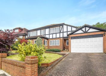 Thumbnail 4 bed detached house for sale in Garden Road, Bromley