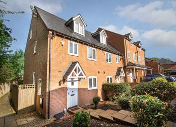Thumbnail 3 bed terraced house for sale in Shakels Close, Redditch