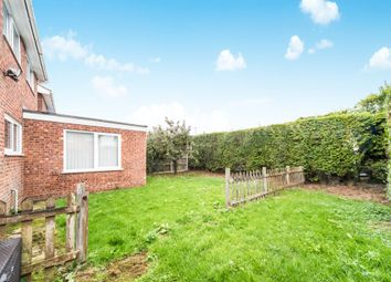 Thumbnail 3 bed detached house for sale in Fulmar Close, Bradwell, Great Yarmouth
