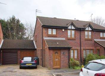 3 bed semi-detached house for sale in Crothall Close, Palmers Green N13